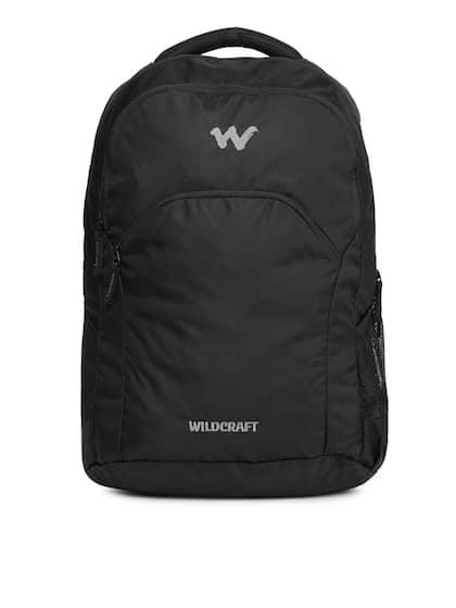 Wildcraft Uni Black Ace 2 Backpack