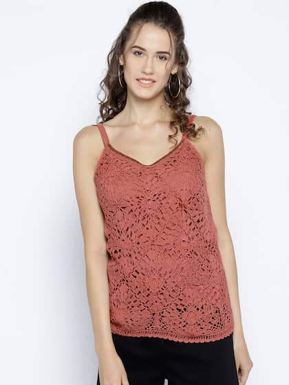 3b4622434d65ad Crochet Tops - Buy Crochet Tops online in India