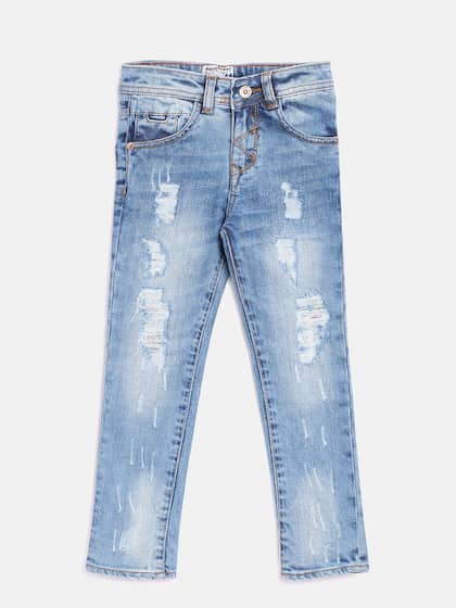 264e7dca3 Kids Jeans - Buy Kids Jeans online in India
