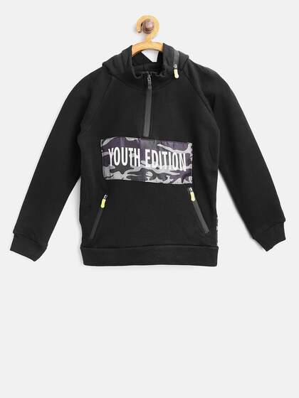6ccc8a04571c Kids Sweatshirts- Buy Sweatshirts for Kids online in India