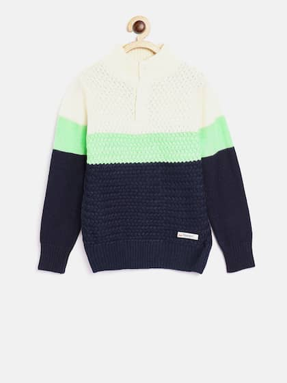 b10d86ffe Kids Sweaters - Buy Sweaters for Kids Online in India