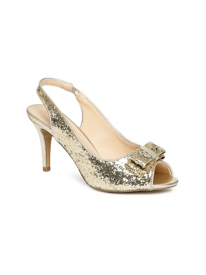 de26d28c7ce Peep Toe Heels - Buy Peep Toe Heels Online in India