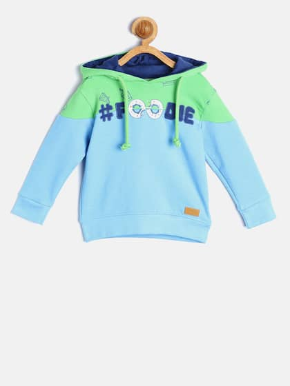 ed734072a1 Boys Sweatshirts - Buy Sweatshirts for Boys Online | Myntra