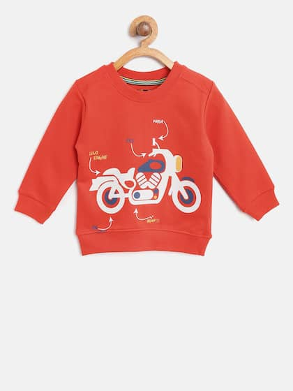 fa977ea4509 Kids Sweatshirts- Buy Sweatshirts for Kids online in India