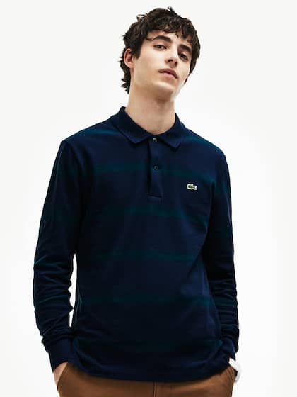 ad37b806 Lacoste T-Shirts - Buy T Shirt from Lacoste Online Store | Myntra