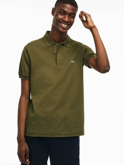 7bfd5289f5 Lacoste T-Shirts - Buy T Shirt from Lacoste Online Store   Myntra