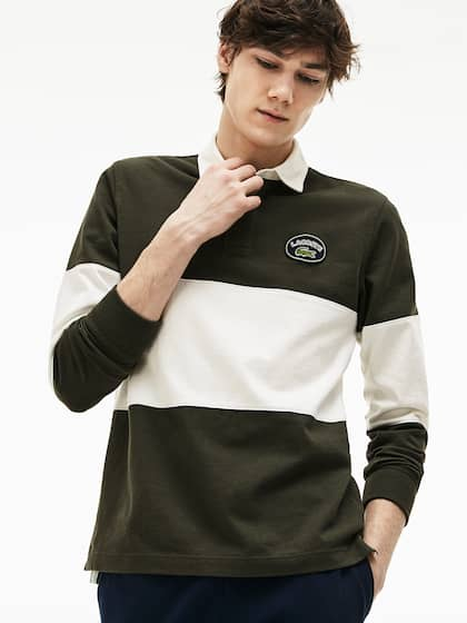 cc1104b91991 Lacoste T-Shirts - Buy T Shirt from Lacoste Online Store | Myntra