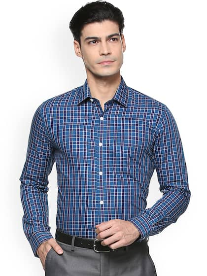 ea38e9e046c Formal Shirts for Men - Buy Men s Formal Shirts Online
