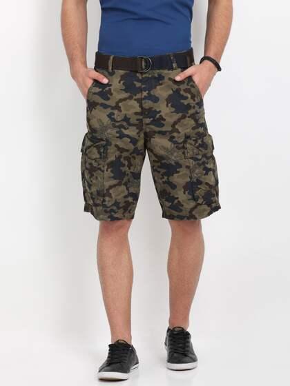 ec5213f91 Men Shorts - Buy Shorts   Capris for Men Online in India
