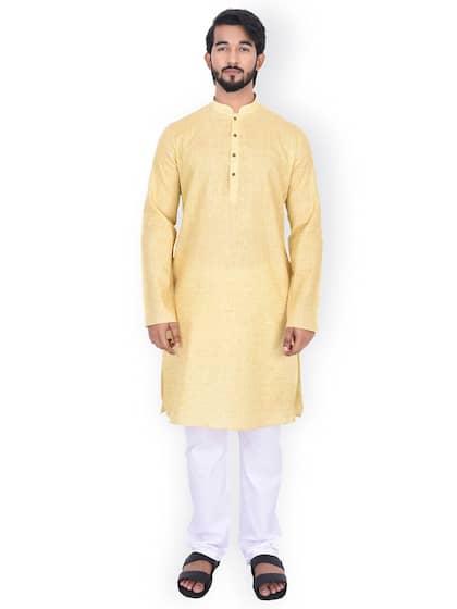 72d16eeb1a Manyavar Kurtas - Buy Manyavar Kurta for Men Online in India | Myntra