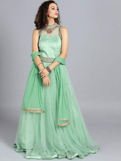9c1ab6e64e Net Gown - Buy Net Gown online in India