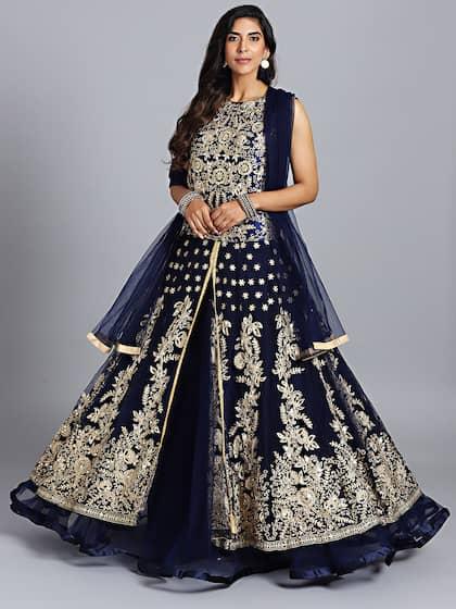 c63cc214e98 Net Gown - Buy Net Gown online in India