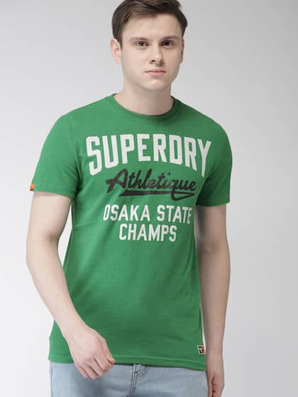 c773a6a5f5e2 Superdry T-shirts - Buy Superdry T-shirts Online in India