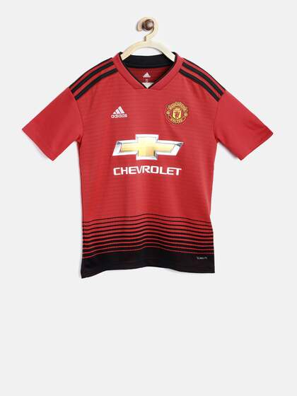 7c76f0b4e0f Manchester Jersey Tshirts - Buy Manchester Jersey Tshirts online in ...