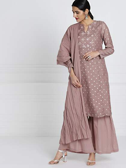8b8f618223769a Shararas - Buy Designer Sharara Suits Online