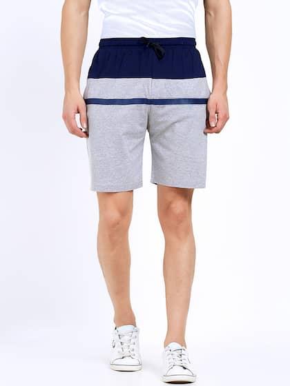 0acf106f765 Men Shorts - Buy Shorts   Capris for Men Online in India