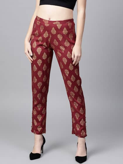 d5038a05e99 Sassafras Trousers - Buy Sassafras Trousers online in India