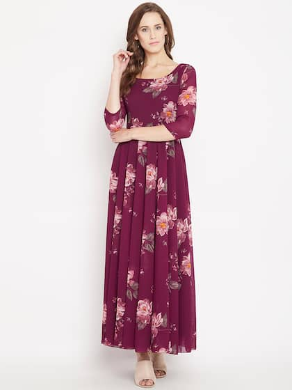 Floral Dresses - Buy Floral Print Dress Online in India  1e976d34f
