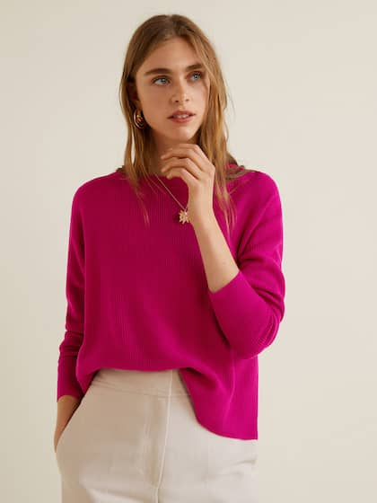 Sweaters for Women - Buy Womens Sweaters Online - Myntra a3b8a2d0a