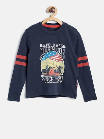 d6d0ad00e1 Kids T shirts - Buy T shirts for Kids Online in India Myntra