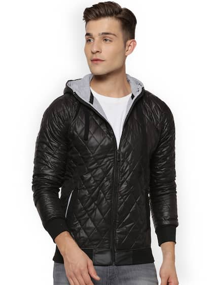 ba76f881 Jackets for Men - Shop for Mens Jacket Online in India | Myntra