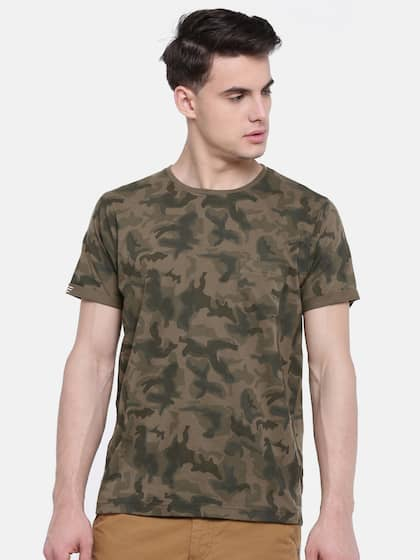 397570ad Camouflage Tshirts - Buy Camouflage Tshirts online in India