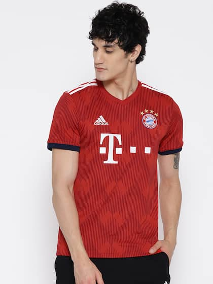 b83e4d821 Football Jerseys - Buy Football Jersey Online in India