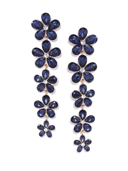 c22cdf909 Blue Earrings   Buy Blue Earrings Online in India at Best Price