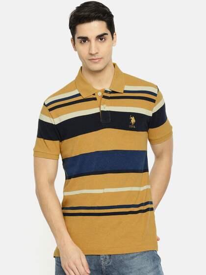 b0c9a045 U S Polo T-Shirts - Buy U S Polo T-Shirts For Men & Women | Myntra