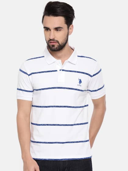 27d0249f U S Polo T-Shirts - Buy U S Polo T-Shirts For Men & Women | Myntra