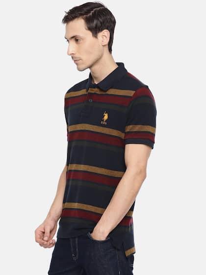 90ae89f7 U.S. Polo Assn. T-shirts India   Buy U.S. Polo Assn. T-shirts Online ...