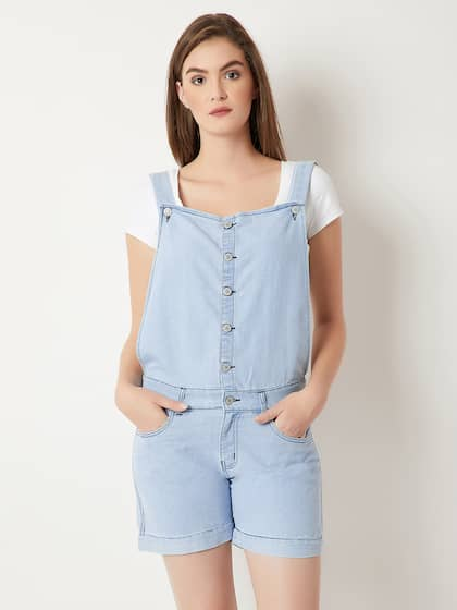 6295715b213f Dungarees - Buy Dungarees Dress for Women Online - Myntra