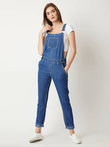 a4816bb4b Dungarees - Buy Dungarees Dress for Women Online - Myntra