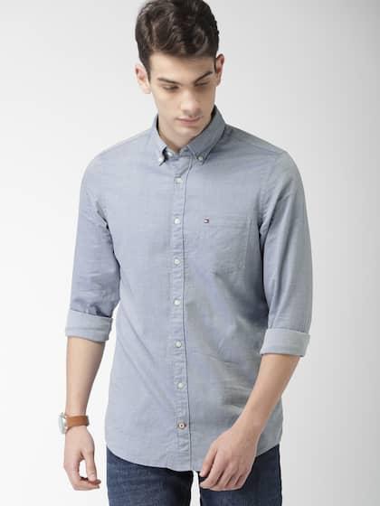c3e42398e Tommy Hilfiger Shirts - Buy Tommy Hilfiger Shirt Online   Myntra