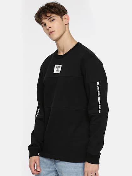e5a3459f1170e2 Puma Sweatshirt - Buy Puma Sweatshirts for Men   Women In India