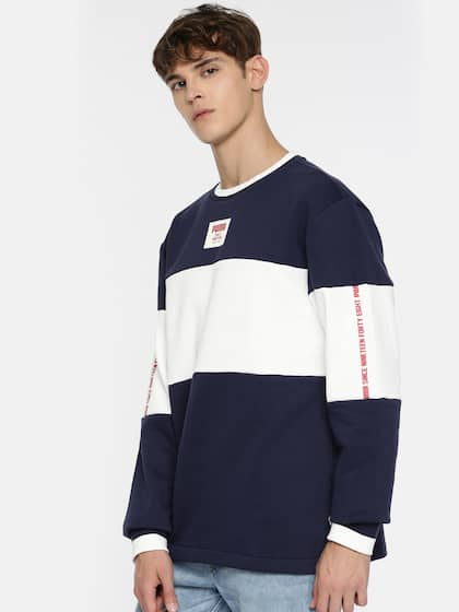 Puma. Colourblocked Sweatshirt