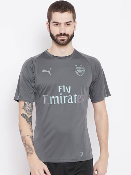 d33bec232 Puma Arsenal Tshirts - Buy Puma Arsenal Tshirts online in India