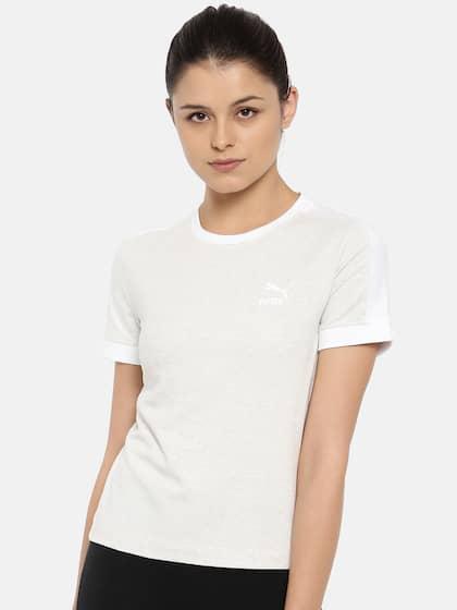 7fb1924e Puma T shirts - Buy Puma T Shirts For Men & Women Online in India
