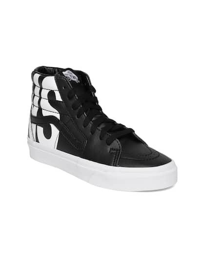 c693c84eb89944 Vans High Top Shoes - Buy Vans High Top Shoes online in India