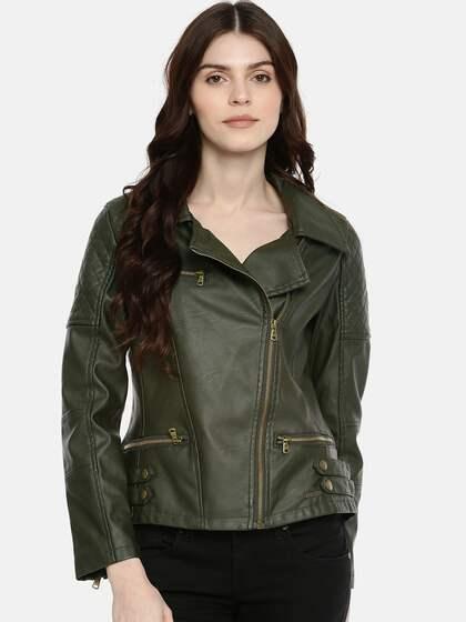 f0d68e4e Jackets - Buy Leather Jackets, Denim Jackets for Men & Women - Myntra