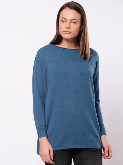 Teal Sweaters - Buy Teal Sweaters online in India 01a2ea165