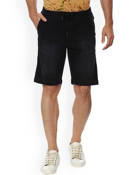 8faa5f3668 Solly Jeans Co. Men Slim Fit Denim Shorts