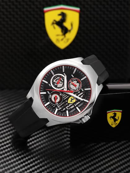 Scuderia Ferrari Watches - Buy Scuderia Ferrari Watches online in India 6efdb317a
