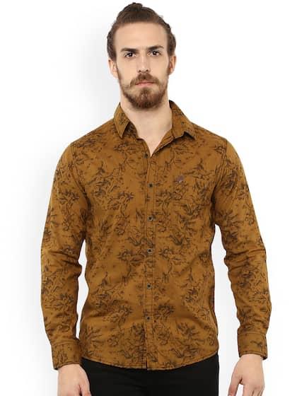 c3e5b706cc9 Mufti Shirts - Buy Mufti Shirt For Men Online in India