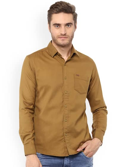 56a96bc380 Mufti Shirts - Buy Mufti Shirt For Men Online in India | Myntra