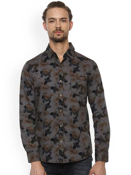 7cc7b67ff6c2 Mufti Shirts - Buy Mufti Shirt For Men Online in India | Myntra