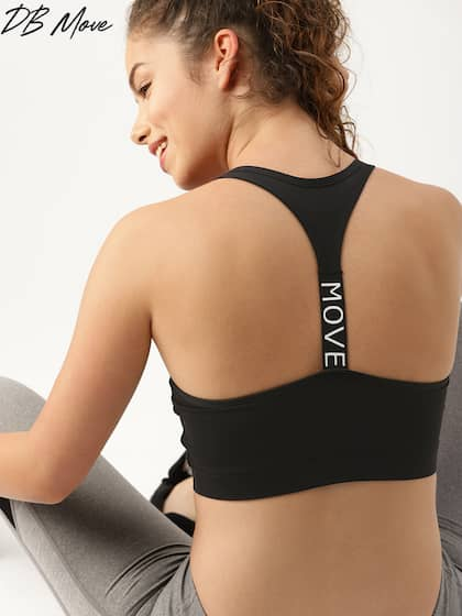 0752a5ef7adf Sports Bra - Shop Online For Women Sports Bras in India   Myntra
