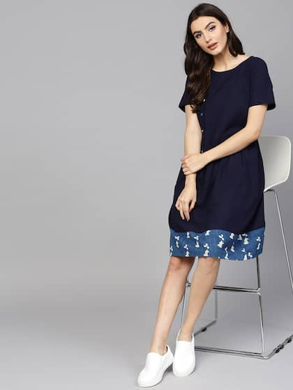 Blue Dress - Buy Blue Dresses For Women   Girls Online  f9fbacaf1