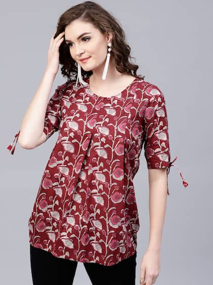 0f1d771f48 Tunics for Women - Buy Tunic Tops For Women Online in India
