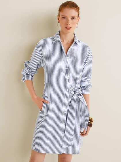 7c8fb66b MANGO Dress - Buy Dresses from MANGO Online Store | Myntra